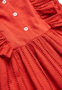Next - BRODERIE - Blouse - red - 2