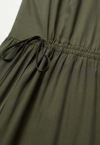 Mango - ABRIL - Maxi šaty - khaki - 6