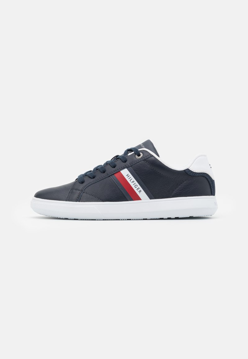 Tommy Hilfiger - ESSENTIAL CUPSOLE - Trainers - desert sky