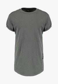 G-Star - SWANDO RELAXED - Basic T-shirt - asfalt - 5