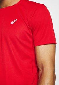 ASICS - KATAKANA  - Print T-shirt - classic red - 6