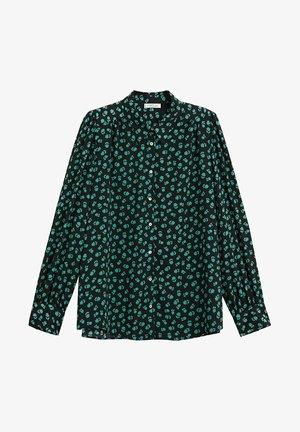 LAURAP - Button-down blouse - grün