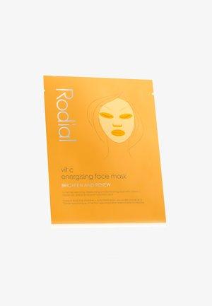 VIT C CELLULOSE SHEET MASK - Face mask - neutral