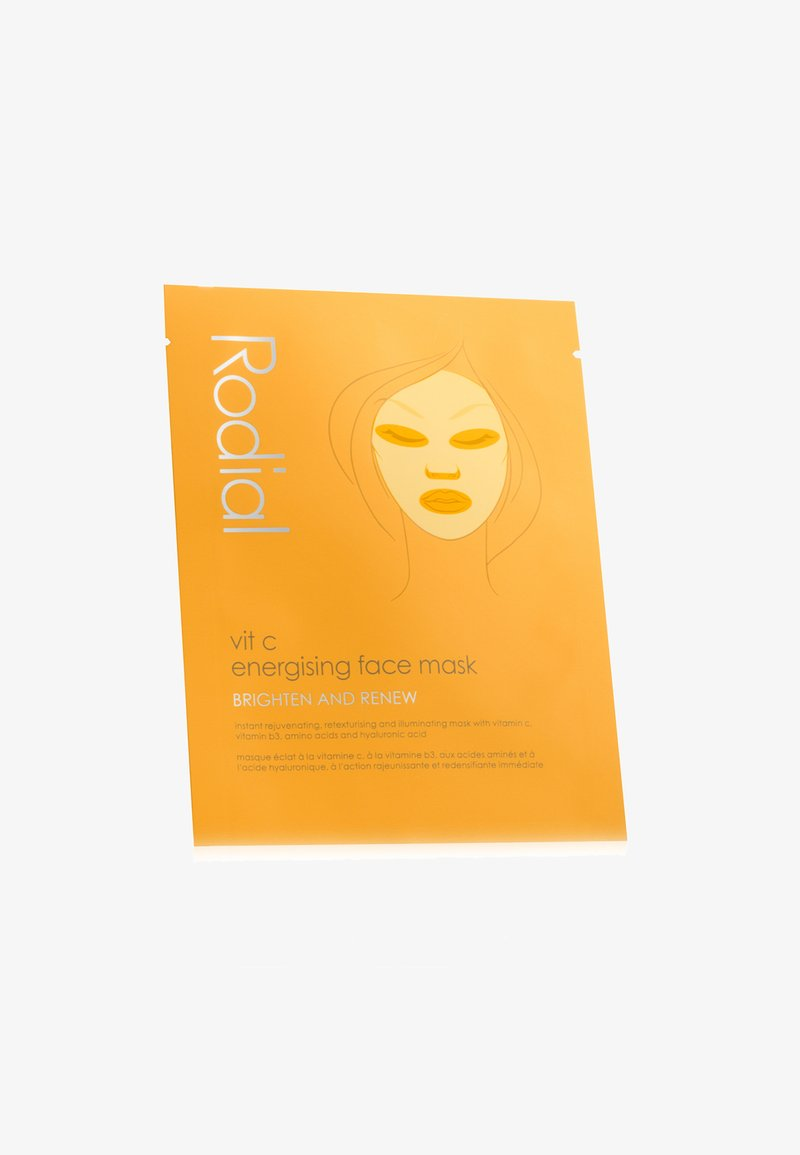 Rodial - VIT C CELLULOSE SHEET MASK - Face mask - neutral
