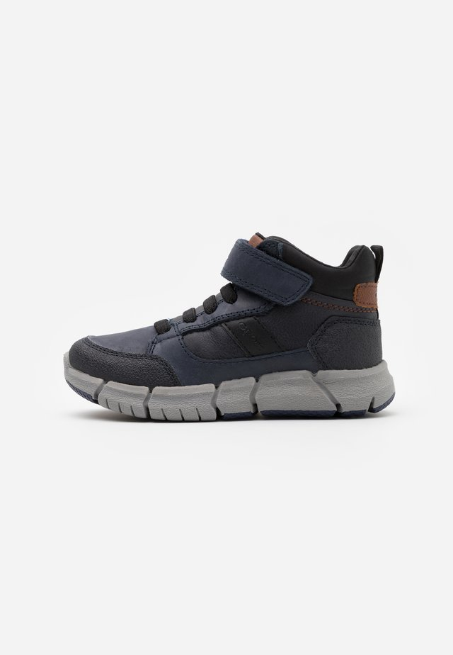 FLEXYPER BOY - Botines - navy/black