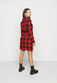 GAP Petite - UTILITY DRESS - Shirt dress - red - 2