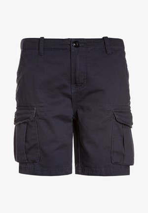 CRUCIAL BATTLE YOUTH - Cargo trousers - blue nights