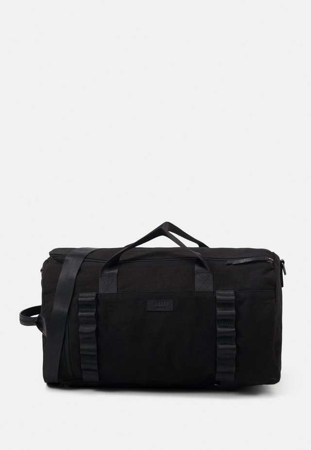 TANK MULTI WEEKEND BAG - Viikonloppukassi - black