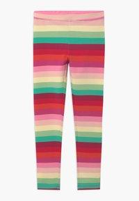 J.CREW - STRIPE - Leggings - red/green/multi-coloured - 0