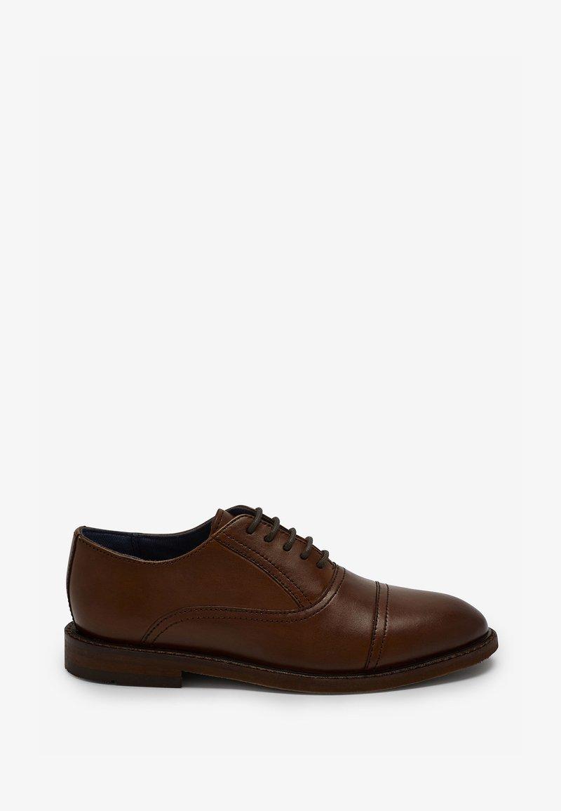 Next - Zapatos con cordones - tan