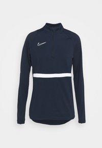 Nike Performance - DRY ACADEMY  - Sweatshirt - obsidian/white - 5