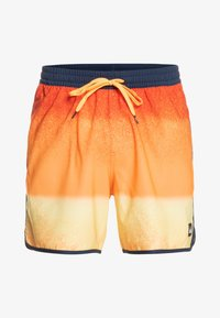 Quiksilver - MASSCAL - Swimming shorts - orange pop - 4