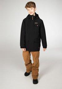 Protest - BRAVE JR  - Snowboard jacket - true black - 0