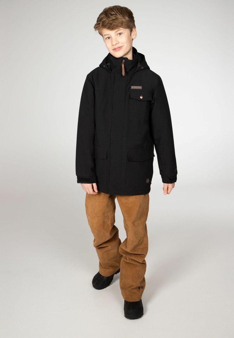 Protest - BRAVE JR  - Snowboard jacket - true black