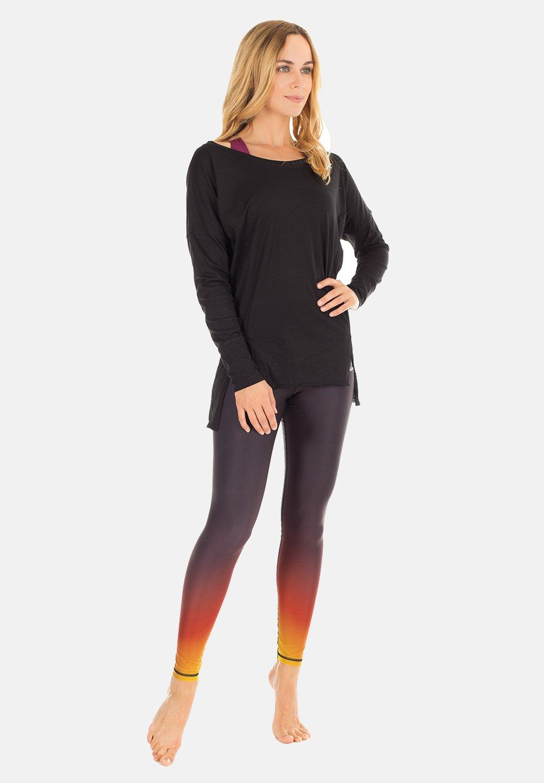 Femme HWL102-EARTH HIGH WAIST - TIGHTS - Collants