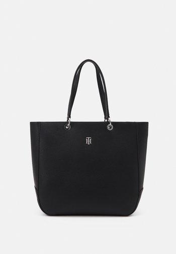 ESSENCE TOTE - Handbag - black