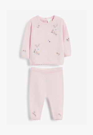 SET  - Jumper - pink