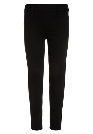 NITTINNA SKINNY NMT NOOS - Leggings - Trousers - black