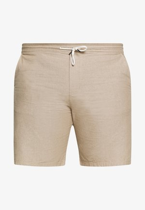 RELAXT FIT - Short - sand mix