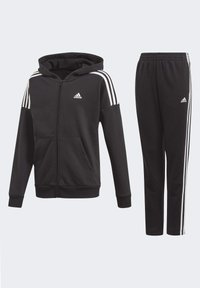 adidas Performance - TRACKSUIT - Trainingsanzug - black - 5