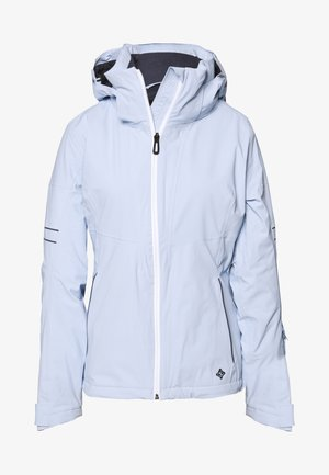 THE BRILLIANT JACKET - Ski jacket - kentucky blue/white/ebony