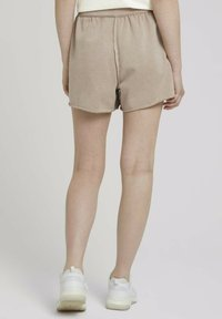 TOM TAILOR DENIM - Shorts - dune beige - 2