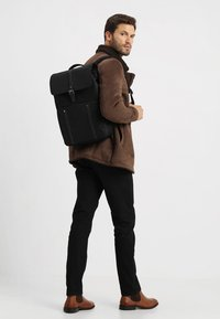Jost - DAYPACK BACKPACK - Ryggsäck - black - 1
