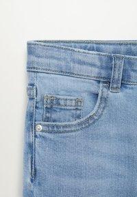 Mango - SKINNY - Jeans Skinny Fit - světle modrá - 2