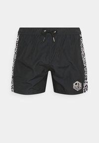 Iceberg - SHORT - Swimming shorts - black - 0