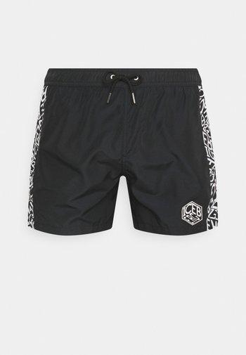 SHORT - Swimming shorts - black