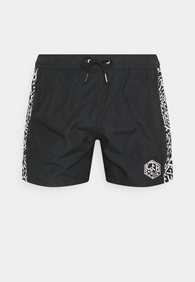 SHORT - Shorts da mare - black