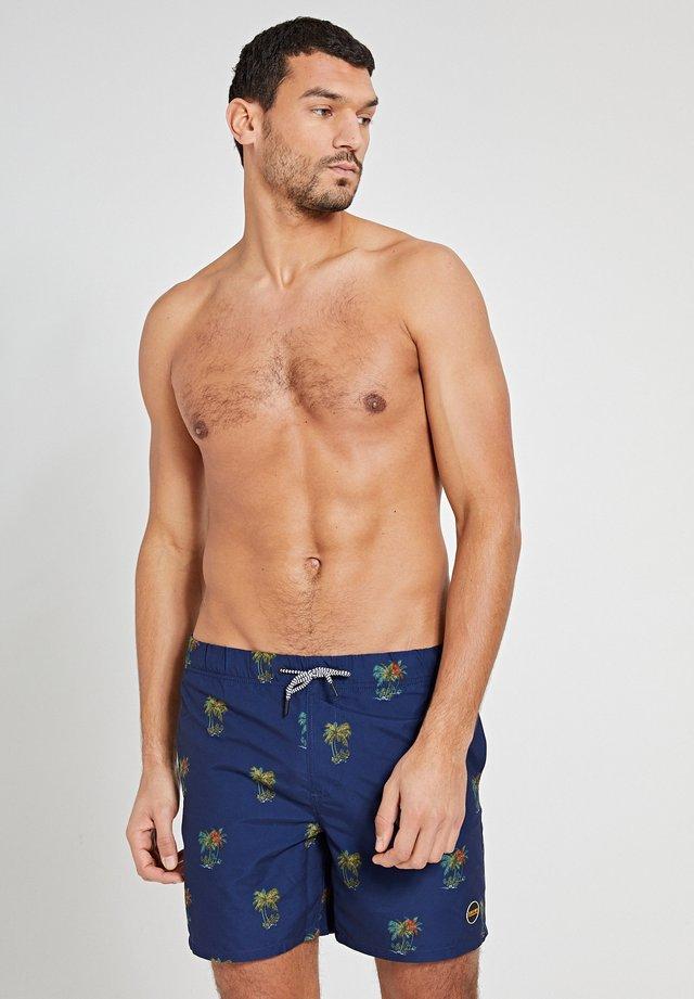 Shorts da mare - dark navy