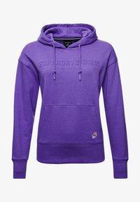 Superdry - Sweatshirt - purple opulence - 3