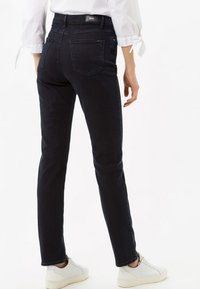 BRAX - STYLE MARY - Slim fit jeans - dark blue - 2