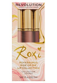 Make up Revolution - REVOLUTION X ROXXSAURUS LIP KIT - Palette pour les lèvres - - - 1