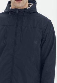 Solid - BODO - Outdoor jacket - insignia blue - 4