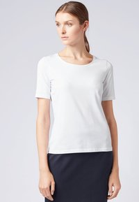 BOSS - EMMSI - Basic T-shirt - white - 0