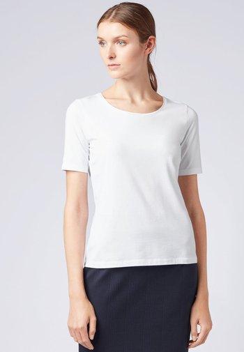 EMMSI - Basic T-shirt - white