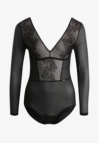 GLOSSIES LACE  - Body - black