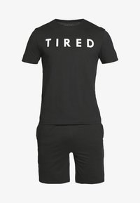 Pyžamová sada - black