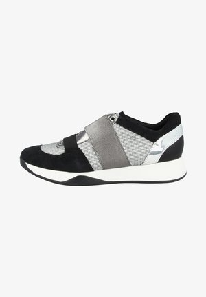 SCHUHE SUZZIE - Trainers - light grey-black (d94frd0as22c0060)