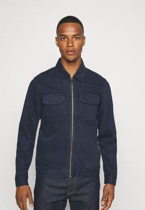 ROMAN JACKET - Denim jacket - navy