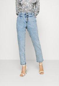 NAF NAF - Jeans Slim Fit - light blue - 0