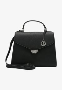 L.CREDI - HENKELTASCHE FENJA - Handbag - schwarz - 0