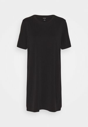 ABBIE DRESS - Jerseykjole - black dark