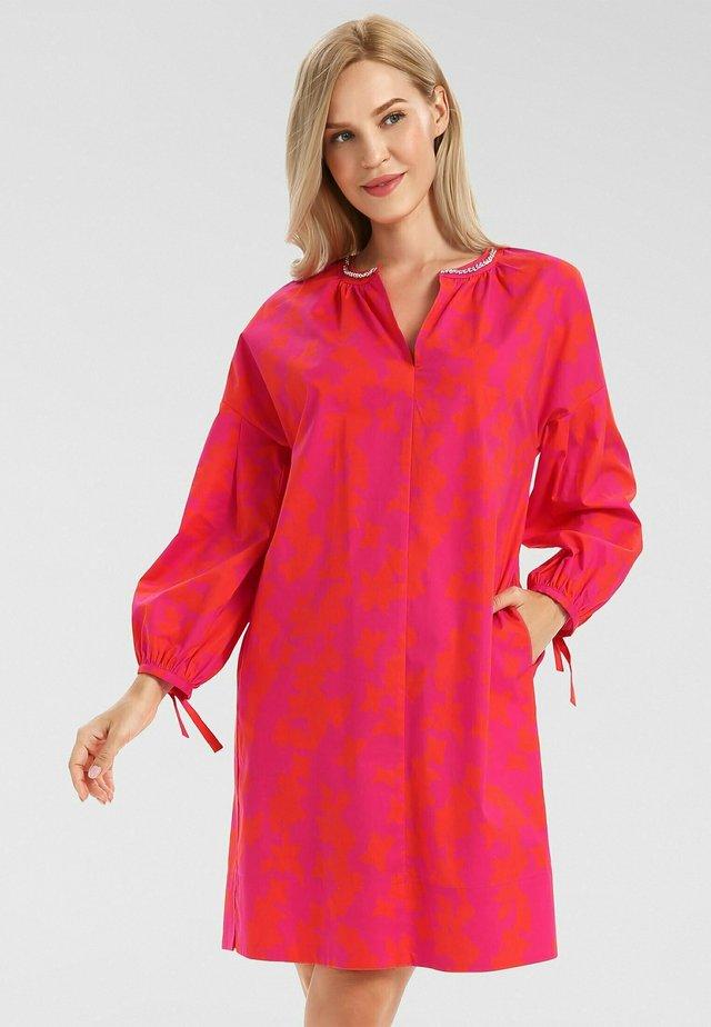 Vestito estivo - pink/orangerot