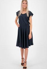 alife & kickin - ISABELLAAK  - Day dress - marine - 1