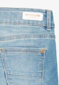 Vingino - DAMARA - Denim shorts - light indigo - 2
