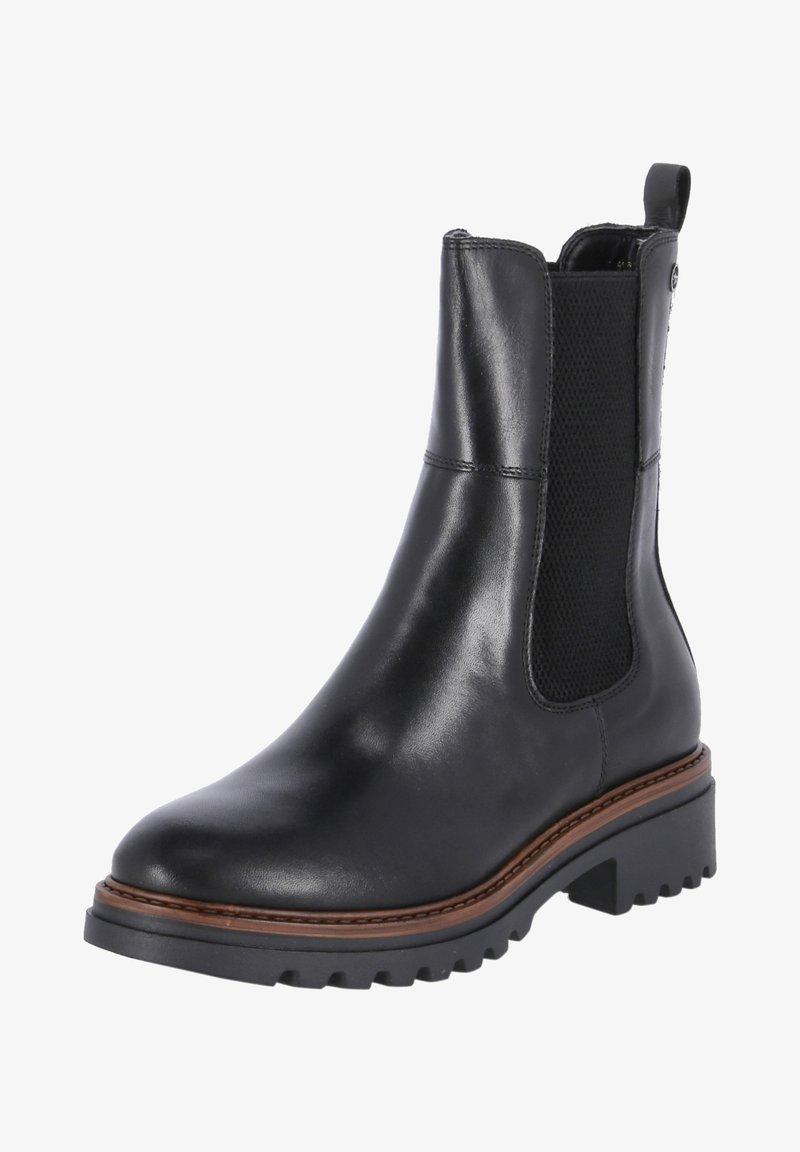 Tamaris - Classic ankle boots - schwarz