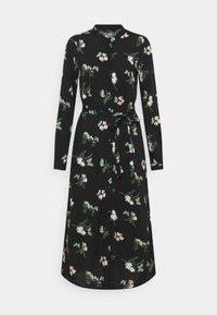 Vero Moda Petite - VMSIMPLY EASY DRESS - Sukienka koszulowa - black - 0